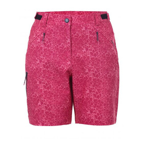 Icepeak Beaufort Stretch Shorts Dames, carmine